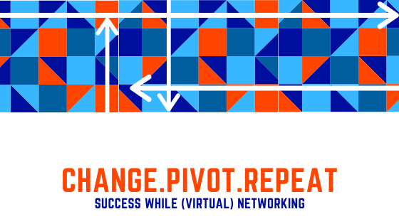 Read more about the article Success while (virtual) networking