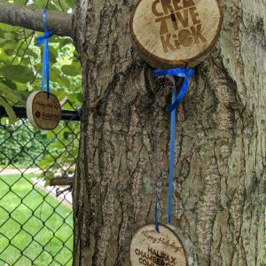 Reclaimed wood ornament or decorative plaque