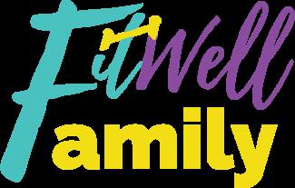 FitWell Family logo- full colour